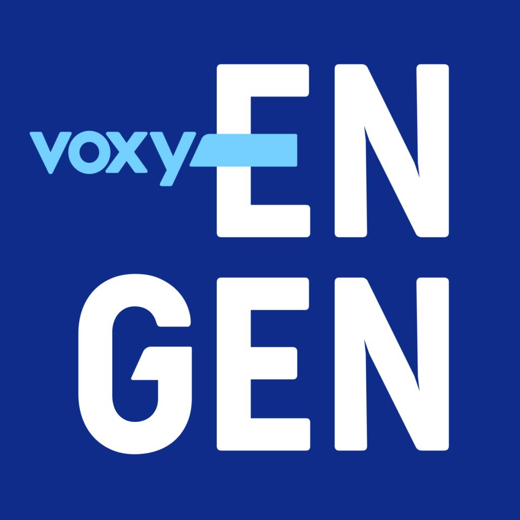 Voxy Engen logo