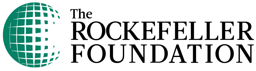The Rockefeller Foundation logo