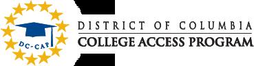 DC College Access Program logo